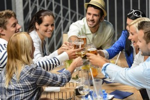 Welcome summer with an outdoor gathering