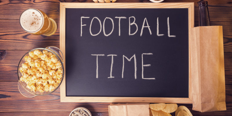 How To Host a Football Party Like a Champ
