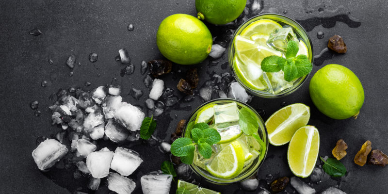 Spring Forward With These Green Cocktail Recipes