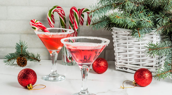 6 Christmas Drinks