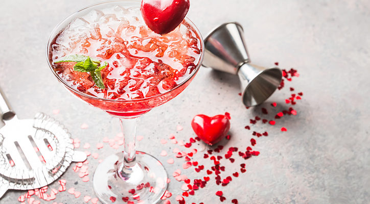 5 Valentine's Day Drinks to Fall In Love With