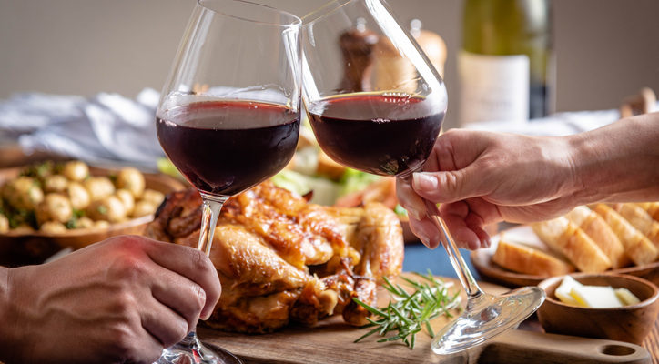 Best Thanksgiving Wine Pairings