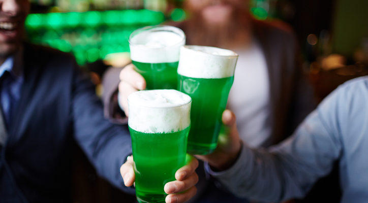 how to celebrate St Patricks Day