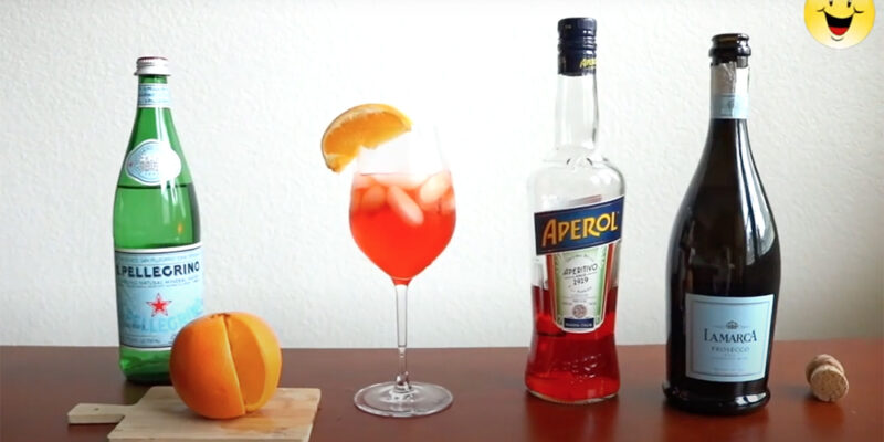 how to make Aperol Spritz